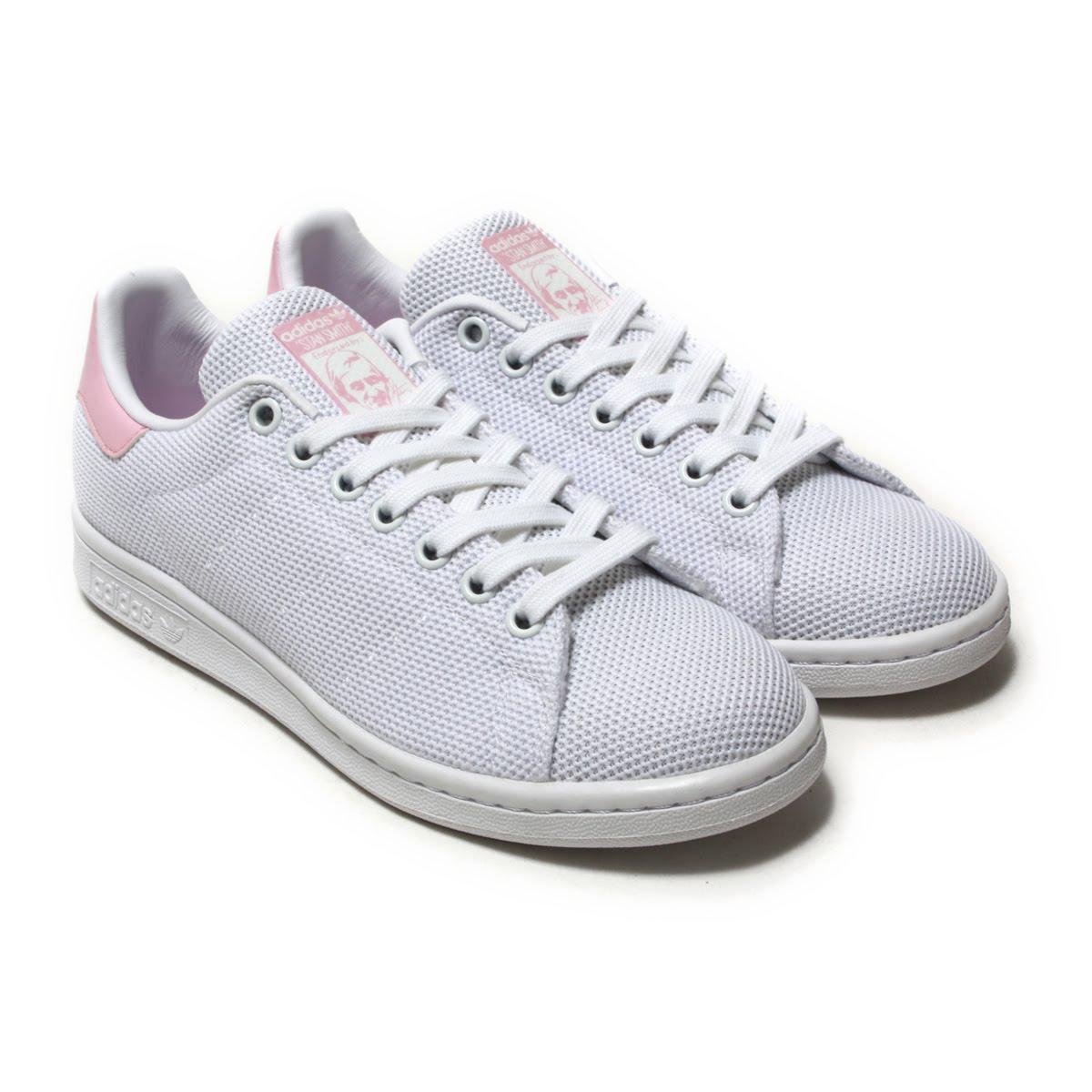 adidas Originals STAN SMITH W(アディダス オリジナルス スタンスミス W)Running White/Running White/Wonder Pink【メンズ レディース スニーカー】18SS-I