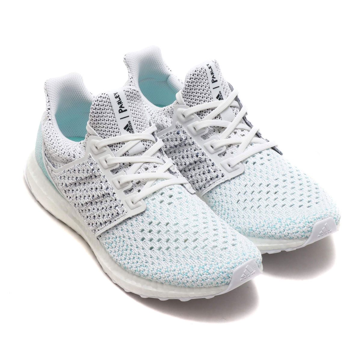 adidas UltraBOOST Parley LTD(アディダス ウルトラブーストパーレーLTD)RUNNING WHITE/RUNNING WHITE/BLUE SPIRIT【メンズ スニーカー】18FA-I