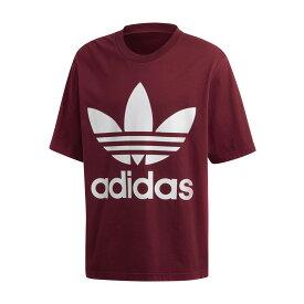adidas Originals OVERSIZED TEE(アディダス オリジナルス オーバーサイズドTEE)COLLEGEATE BURGUNDY【メンズ Tシャツ】18FW-I