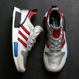 adidas Originals RISINGSTAR x R1 (アディダス オリジナルス ライジングスター × R1)SILVER MET/COLLEGE RED/RUNNING WHITE【メンズ スニーカー】18FW-I