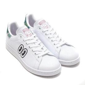 adidas Originals STAN SMITH W(アディダスオリジナルス スタンスミス W)RUNNING WHITE/SOFTVISION/CORE BLACK【メンズ レディース スニーカー】19SS-I