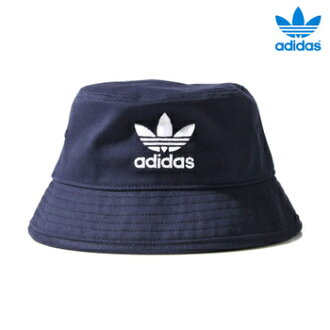 adidas Originals BUCKET HAT CORE (아디다스오리지나르스바켓트핫트코아) COLLEGE NAVY/WHITE 16 SS-I