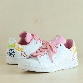 adidas STAN SMITH W(アディダス スタンスミス W)FOOTWEAR WHITE/TRUE PINK/FOOTWEAR WHITE【レディース スニーカー】21SS-I