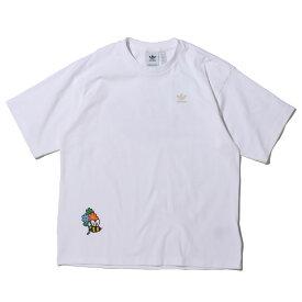 adidas Tee SS(アディダス Tシャツ)WHITE【メンズ 半袖Tシャツ】21SS-S