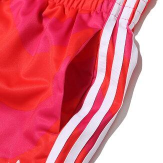 adidas SHORT(アディダス ショーツ)VIVID RED/TEAM REAL MAGENTA【レディース ハーフパンツ】21FA-I