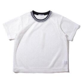 atmos pink ラッセル オーバー Tシャツ(アトモスピンク ラッセル オーバー Tシャツ)OFF WHITE【レディース 半袖Tシャツ】19SP-I
