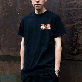 atmos NEW YORK Tee(アトモス ニューヨーク Tシャツ)BLACK【メンズ 半袖Tシャツ】19FA-S
