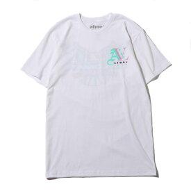 ATMOS × DIPLOMATS VAMPLIFE TEE (アトモス × ディプロマッツ バンパイアライフ Tシャツ) WHITE【メンズ Tシャツ】18SS-S