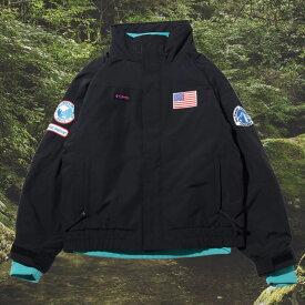 Columbia x atmos lab Bugaboo™ 1986TextInterchangeJacket(コロンビア x アトモス バガブー™ テクスト インターチェンジ ジャケット)Black【メンズ ジャケット】19FA-S