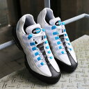 NIKE AIR MAX 95(ナイキ エア マックス 95)GREY FOG/LASER BLUE-WHITE-BLACK【メンズ スニーカー】20FA-I at20-c