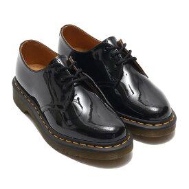 Dr.Martens CORE 1461 BLACK PATENT LAMPER (ドクターマーチン コア 1461 ブラックパテントランパー)BLACK【メンズ レディース ブーツ】18FW-I