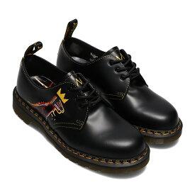Dr.Martens 1461 BASQUIAT II(ドクターマーチン 1461 バスキア )BLACK【メンズ レディース ブーツ】21FW-I
