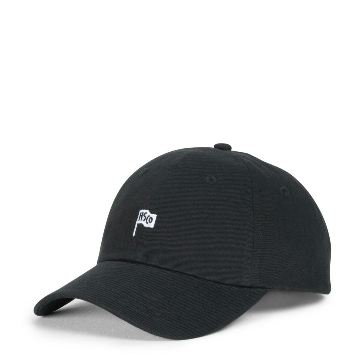Herschel Supply Co SYLAS CAP(ハーシェル サプライ サイラス キャップ)Black【キャップ】CRYOVR
