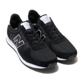 New Balance U220FI (ニューバランス U220FI)BLACK【メンズ_ レディース スニーカー】19SS-I