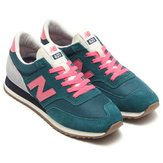 New Balance CW620 AH (뉴 밸런스 CW620 AH) TROPICAL GREEN
