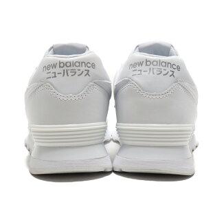 NewBalanceML574NJ(ニューバランスML574NJ)WHITE【メンズレディーススニーカー】20FA-I