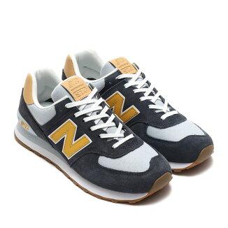 NewBalanceML574NA2(ニューバランスML574NA2)NAVY【メンズレディーススニーカー】21SS-I