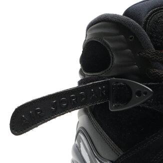 NIKEAIRJORDAN8RETRO(ナイキエアジョーダン8レトロ)BLACK/GYMRED-BLACK-WOLFGREY【メンズスニーカー】17FA-S