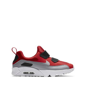 NIKE AIR MAX TINY 90 (PS)(ナイキ エア マックス タイニー 90 PS)UNIVERSITY RED/WOLF GREY-ANTHRACITE【キッズ スニーカー】18SP-I