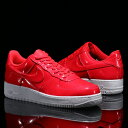 NIKE AIR FORCE 1 '07 LV8 UV(ナイキ エア フォース 1 07 LV8 UV)SIREN RED/SIREN RED-WHITE-WHITE【メンズ レディー…