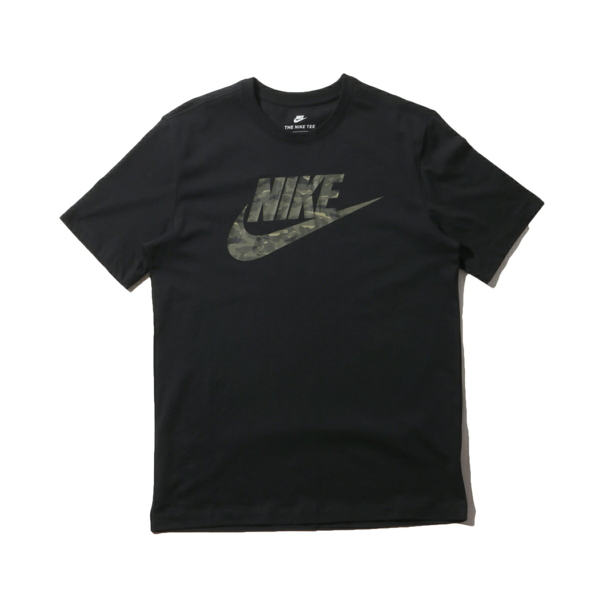 NIKE AS M NSW TEE CAMO PACK 2 AS(ナイキ NSW カモ パック S/S Tシャツ 2)BLACK/MEDIUM OLIVE/NEUTRAL OLIVE【メンズ Tシャツ】18FW-I