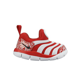 NIKE DYNAMO FREE TD (나이키 다이나모 프리 TD) UNIVERSITY RED/BLACK-WHITE 16SP-I