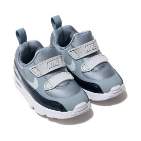 NIKE AIR MAX TINY 90 (TD)(ナイキ エア マックス タイニー 90 TD)OBSIDIAN MIST/PURE PLATINUM-OBSIDIAN【キッズ スニーカー】19SP-I
