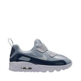 NIKE AIR MAX TINY 90 (PS)(ナイキ エア マックス タイニー 90 PS)OBSIDIAN MIST/PURE PLATINUM-OBSIDIAN【キッズ スニーカー】19SP-I