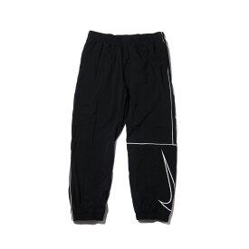 NIKE AS M NK SB PANT TRACK SWOOSH(ナイキSB スウッシュ トラック パンツ)BLACK/WHITE/WHITE【メンズ パンツ】19SP-I