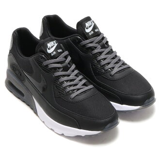 best service ccdd3 016d0 NIKE WMNS AIR MAX 90 ULTRA ESSENTIAL (Nike women s Air Max 90 ultra  essential) BLACK BLACK-DARK GREY-PURE PLATINUM-WHITE 16SP-I