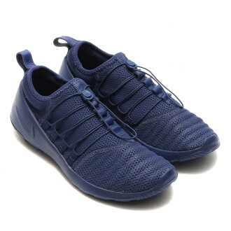 NIKE PAYAA PREMIUM QS (Nike Paya premium QS) MIDNIGHT NAVY/BLAC 15HO-S