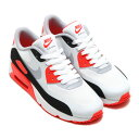 NIKE AIR MAX 90 ULTRA 2.0 (GS) (ナイキ エア マックス 90 ウルトラ 2.0 GS) WHITE/WLF GREY-BRT C...
