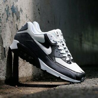 info for 05a21 eaf09 NIKE AIR MAX 90 ESSENTIAL (Nike Air Max 90 essential) GREY MIST WHITE . ...