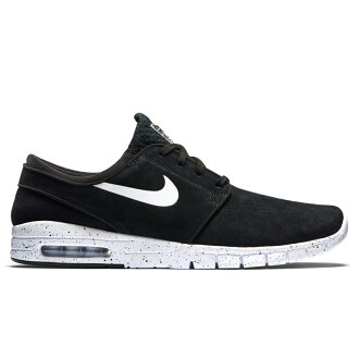 NIKE STEFAN JANOSKI MAX L(耐克斯蒂芬加诺滑雪最大)BLACK/WHITE CRYOVR