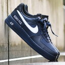 NIKE AIR FORCE 1 GTX(ナイキ エア フォース 1 GTX)OBSIDIAN/WHITE-BLACK-OFF NOIR【メンズ スニーカー】20SP-I