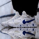 NIKE AIR BARRAGE LOW(ナイキ エア バラージ LOW)WHITE/HYPER BLUE【メンズ スニーカー】20SP-S