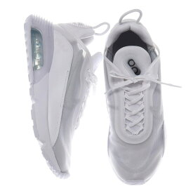 NIKE AIR MAX 2090(ナイキ エア マックス 2090)WHITE/WHITE-WOLF GREY-PURE PLATINUM【メンズ スニーカー】20FA-S at20-c