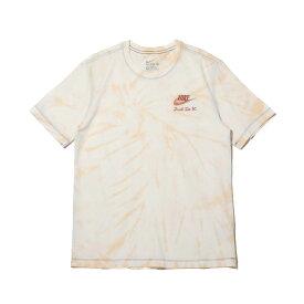 NIKE AS M COTTON ED GEL SS TEE(ナイキ コットン ED GEL S/S Tシャツ)LIGHT CREAM/SAIL【メンズ 半袖Tシャツ】20SU-S<br>【JUST DO IT TOKYO PACK】 at20-c