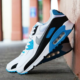 NIKE AIR MAX III(ナイキ エア マックス III)WHITE/BLACK-GREY FOG-LASER BLUE【メンズ スニーカー】20FA-I at20-c