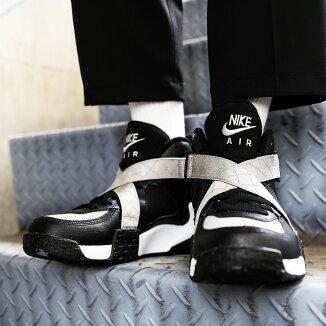 NIKEAIRRAID(ナイキエアライド)BLACK/WOLFGREY-WHITE【メンズスニーカー】20HO-I