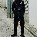 NIKE AS M NSW CITY MADE OVERALL(ナイキ NSW シティ メイド OVERALL ジャンプスーツ)BLACK/WHITE【メンズ ジャケット…