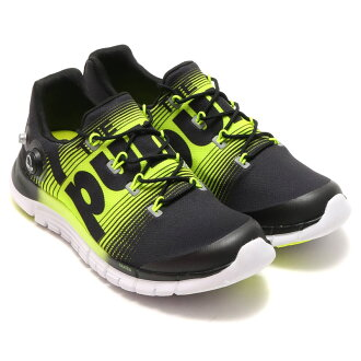 reebok zpump. Reebok ZPUMP FUSION (fusion Pump And Z) BLACK/SOLAR YELLOW/WHITE 15SS-S Zpump