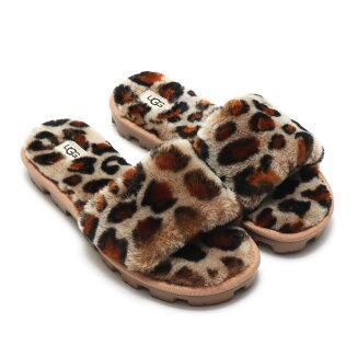 UGGCozetteLeopard(アグコゼットレオパード)AMPHORA【レディースサンダル】19FW-I