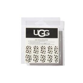 UGG Dalmatian Nail Sticker (アグ ダルメシアン ネイルステッカー)BLACK/WHITE【レディース ネイルステッカー】20FW-S