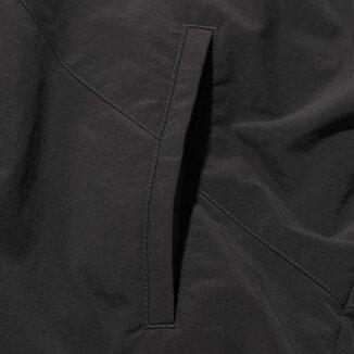 UMBROFULL-BK&ATMOSBREAKERJACKET(アンブロフルビーケーアンドアトモスブレーカージャケット)ブラック【メンズジャケット】19FA-S