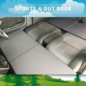ムーヴLA150S/160S系の車中泊グッズ、フルフラットで段差を無くしてグッズリ安眠!