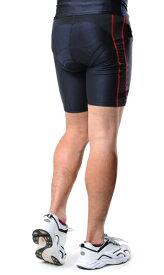 ★ジョギングのインナー 筋肉疲労を軽減 スポーツウェア FIXFIT RACER【品番:ACW-X06 ショートタイツ】コンプレッション 加圧インナー サポート タイツ メンズ レディース アンダーウェア 日本製 マラソン ランニング ヨガ トレーニング ロットNo:0616A