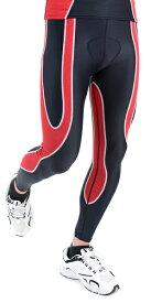 ★ジョギングのインナー 筋肉疲労を軽減 スポーツウェア FIXFIT REVOLUTION【品番:ACW-X04 ロング】コンプレッション 加圧インナー サポート タイツ メンズ レディース アンダーウェア 日本製 マラソン ランニング ヨガ トレーニング ロットNo:0416A