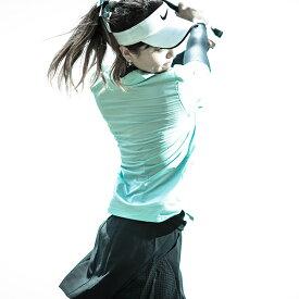★飛ぶゴルフで自信をつける!ドライバーやアイアンの飛距離を伸ばすコンプレッションインナー!プロが愛用する人気のウェア、服装!メンズ レディースサイズあり。ボールやクラブに合わせて体の加圧でスイングやグリップを安定。【品番:ACW-X03 MAX ※ハイネック No.4】