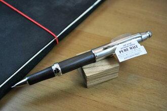Mitsubishi PURE MALT oak wood premium edition pure mechanical pencil M5-5015 5P13oct13_b